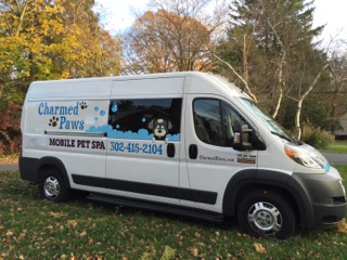 Mobile Dog Groomer in Delaware